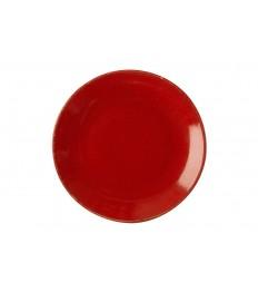 Apvali lėkštė Seasons RED Ø30 cm, raudona