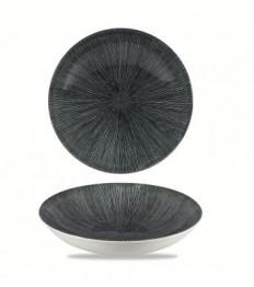 Dubenėlis Churchill Agano Black ø24,8cm,1136 ml, juodas