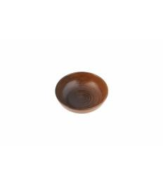 Dubenėlis ETHOS LYKKE 13 cm, rudas