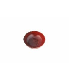 Dubenėlis ETHOS LYKKE 13 cm, raudonas
