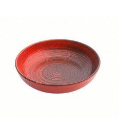 Dubenėlis ETHOS LYKKE 17 cm, raudonas