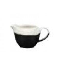 Ąsotėlis Onyx 114ml, juodas su baltu