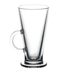 Aukšta stiklinė su rankenėle 263ml