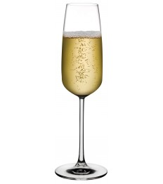 Taurė šampanui Mirage NUDE 245ml, ø7.4cm, h-23.8cm