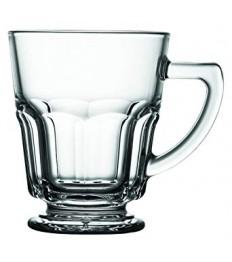 Puodelis arbatai stiklinis 270ml