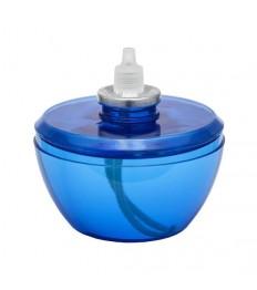 Papildymas žvakei Moonlight mini (dega 60h) H-9cm, mėlyna sp., (žvakidei 9829)
