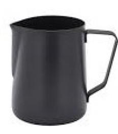 Indelis-ąsotėlis juodas 600ml, Ø9,2x11,2cm