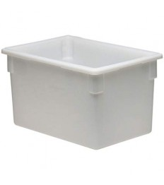 Konteineris maistui laikyti CAMBRO iš polietileno (baltas) [46x66cm, h-38cm, 83.3l]