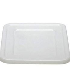 Dangtis nešvarių indų surinkimo dėžei CAMBRO Cambox (baltas) [40.6 x 52 cm]