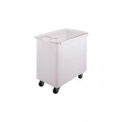 Birių produktų vežimėlis CAMBRO (baltas) (47x75x74cm; 161l)