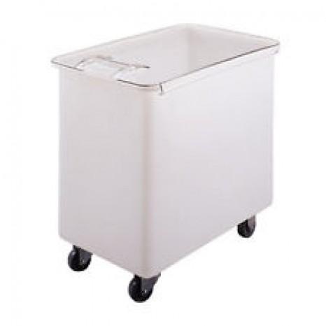 Birių produktų vežimėlis CAMBRO (baltas) (39x75x74cm; 129l)