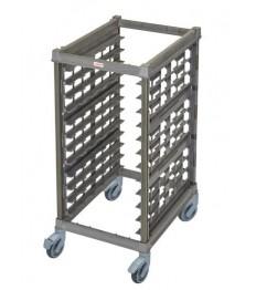 Padėklų vežimėlis CAMBRO (814x648x1206), metalinis, telpa 12 padėklų