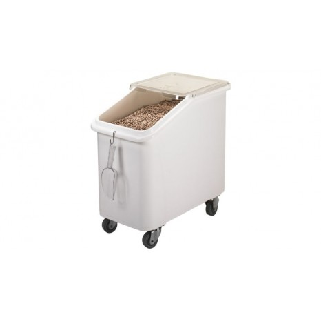 Birių produktų vežimėlis CAMBRO (baltas) (33x75x71cm; 81l)