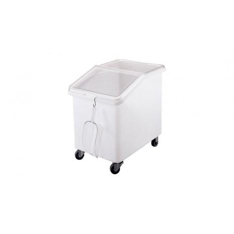 Birių produktų vežimėlis CAMBRO (baltas) (55x75x71cm; 140l)