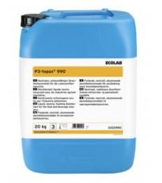 Neutrali plovimo putomis priemonė P3-TOPAX 990 20 kg, maisto pramonei