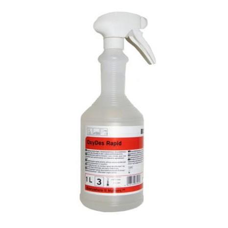 Dezinfekantas OxyDes Rapid, nenuskalaujamas 1L