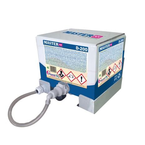 Indaplovės plovimo priemonė MASTER-BOX  D-200 6kg