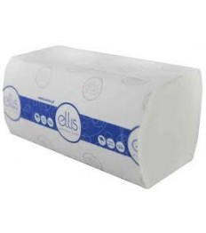 Ellis Professional servetėlės Z-fold 24x24.5cm, 2 sl., 200vnt. pak. 15pak. dėž.