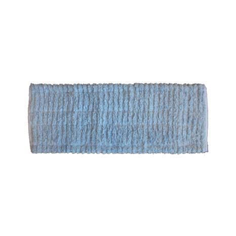 Grindų šluostė Premium 40x13cm, su kišenėmis ir spec. atvartais, mėlynos sp.