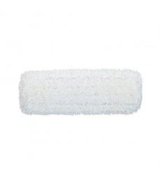 Grindų šluostė Loop Velcro 40 x 11 cm, mikrofibrinė