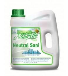 Ekologiškas universalus valiklis paviršiams Neutral Sani 4L (4vnt. dėž.)