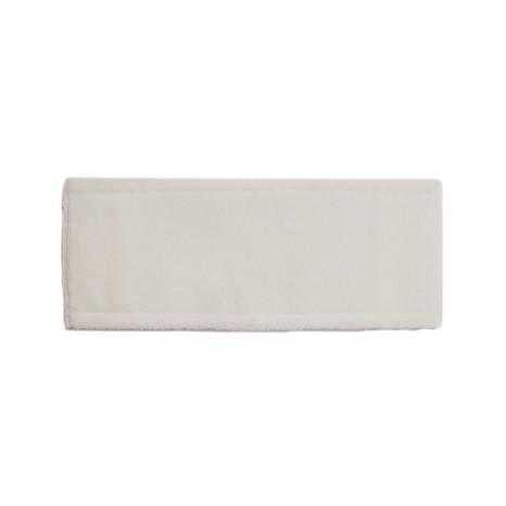 Grindų šluostė Snow 40 x 13 cm, mikrofibrinė su kišenėmis