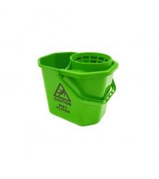 Kibiras su nugręžėju ELLISE 12L, žalias