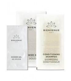 Kondicionuojantis šampūnas BIENVENUE PARIS pakelyje 9 ml
