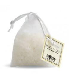 Vonios druska CO.BIGELOW Lavander & Peppermint 60g, baltame maišelyje