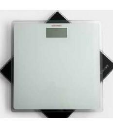 Svarstyklės La Bottega 33x33x1,5cm , juodos, kg lb