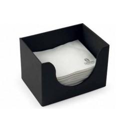Rankšluosčių laikiklis La Bottega 23x16,5x15,5cm, juodas