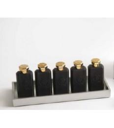 Padėkliukas La Bottega 30,5 x11,5 x 2,5( h) cm, sidabrinis
