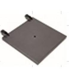 SECURIT pagrindas informaciniam LED stendui 44x40x3 cm, dengto plieno