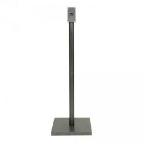 SECURIT informacinio stendo stovas, nerūd. pl. 135x40x40cm | 14,75kg