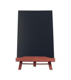 SECURIT kreidinė meniu lenta Junior 35,5x21,8x18cm, Raudonmedžio