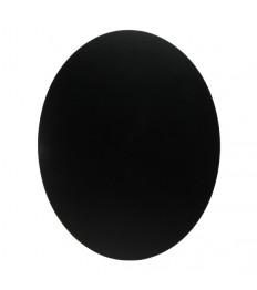 SECURIT kreidinė lentelė siluetas OVALAS 38x30x0,3 cm, su žymekliu ir lipdukais