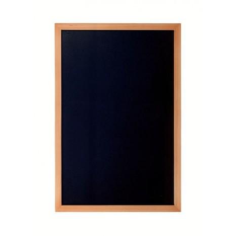SECURIT juoda lenta (pakabinama) 60x80x1,5cm
