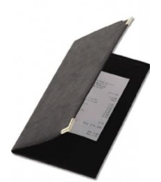 SECURIT segtuvas sąskaitoms Classic 23x13x1 cm, juodas