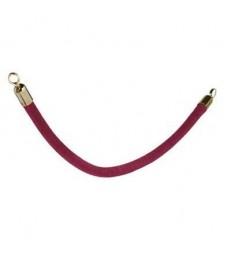 SECURIT užtvaros virvė 150x4x4 cm, raudona