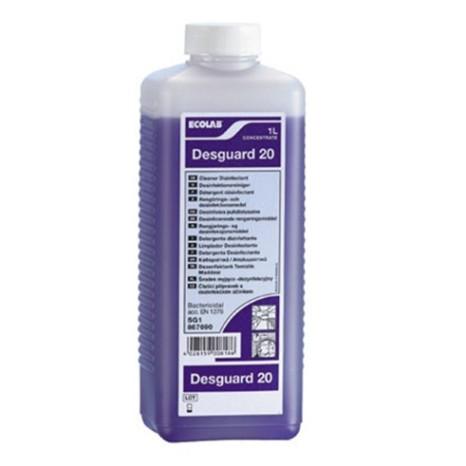 Plovimo dezinfekcijos priemonė DESGUARD 20 (1l)